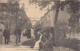 18 : Henrichemont : Concours De Musique  1910 Place Des Marronniers   ///  Ref.  AOUT  21  /// N° 16.672 - Henrichemont
