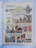 """Récit Complet """" Grouchy ?...c'était Blucher """" , Le 18 Juin 1815 , Waterloo - Non Classificati"""