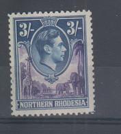 Nord RhodesienMichel Cat.No. Mnh/** 42 - Rhodésie Du Nord (...-1963)