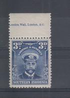 Süd Rhodesien Michel Cat.No.  Mnh/** 5 - Rhodésie Du Sud (...-1964)