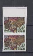 Sambia Michel Cat.No. Mnh/** 476 Bat Unperf Pair - Zambia (1965-...)