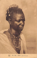 Burkina Faso - BOBO DIOULASSO - Jeune Fille Peul - Ed. Nels – Volta 106 - Burkina Faso