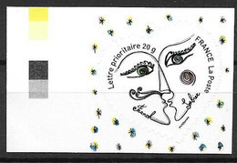 France 2008 Timbre Adhésif Neuf N°148 Saint Valentin Sorbier Cote 5 Euros - Adhesive Stamps