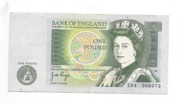 *great Britain 1 Pound 1978-80    377 - 1 Pound