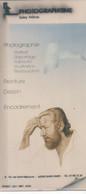 F140 / Carte Publicitaire De Visite PUB Advertising Card / SAINT OMER  62  PHOTOGRAPHE Peinture Dessin  Géry Tretois - Saint Omer