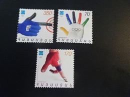 K49006  - Set Mint Hinged  Armenia 2004 - Olympics Athens - Zomer 2004: Athene