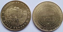 MONEDA Medalla Souvenir FRANCIA (Monnaie De Paris): 2018 Saint Jean De Luz, Pays Basque - 2018