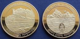 MONEDA Medalla Souvenir ESPAÑA (Fonderie Saint Luc): TOSSA DE MAR Catalunya - Other