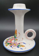 Mini Chandelier Vintage 1975 Italie  Céramique Fait Main Casale Montferrato #collector #ceramiche  #handpainted - Deruta (ITA)