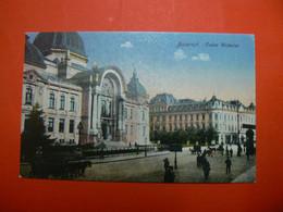 CPA ROUMANIE / BUCAREST - Rumänien