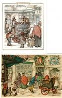 4 Cartes : Anton Pieck - Pieck, Anton