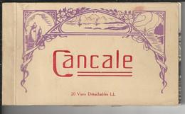 Carnet Cancale 20 Vues - Cancale