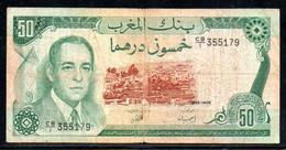 495-Maroc 50 Dirhams 1985 CB1 - Marokko