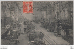CLUNY ECOLE NATIONALE DES ARTS ET METIERS ATELIERS D'AJUSTAGE 1910 TBE - Cluny