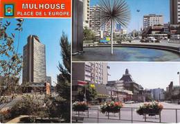 68 - Mulhouse - Place De L'Europe - Multivues - Mulhouse
