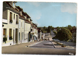 TILLY SUR SEULLES---1966--Le  Centre .........timbre ..cachet  Bayeux-14.......pas Très Courante ......à Saisir - Autres Communes