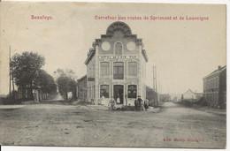 Beaufays -Hôtel De L'air Pur- Carrefour Des Routes De Sprimon Et De Louvegnée - - Chaudfontaine