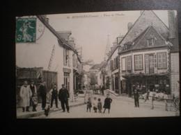 Place De L Ouche - Auzances