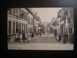 Rue Fourot - Auzances