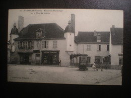 Maison Du Moyen Age - Auzances