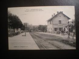 La Gare - Auzances