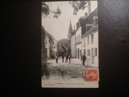Rue De La Caisse D Epargne - Auzances