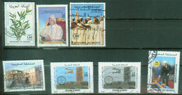 Afrique - MAROC -  Poste YT N° 869 1355 986 1319 1256 1605 1312 Oblitéré - Marruecos (1956-...)