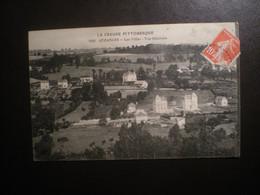 Vue Generale Les Villas - Auzances