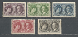 Luxembourg 1927 Year, Mint Stamps MNH (**) - Unused Stamps