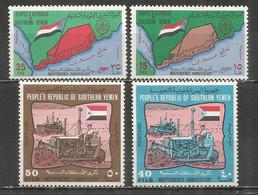 Yemen 1969 Mint Stamps MNH (**) Original Gum - Yemen