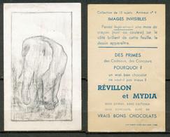 REVILLON - Images Invisibles - Revillon