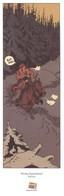 Marque-page - BD - Editions Futuropolis / Fnac - Nicolas DUMONTHEUIL - ( 7425 ) - Marque-pages