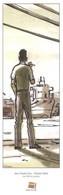 Marque-page - BD - Editions Futuropolis / Fnac - Clément BELIN - ( 7426 ) - Marque-pages