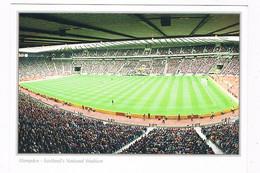 ST-450   GLASGOW : Hampden Park ( Stadion ) - Stadiums