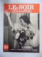Soir Illustré N° 877 Moustiques Sardaigne - Joe Louis - Henri Vidal - Horloge  Parlante - Princesse Joséphine-Charlotte - 1900 - 1949