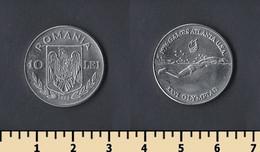 Romania 10 Lei 1996 - Romania