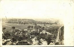 China, Cheng-Cheon (?), Partial View (1921) RPPC Postcard - China