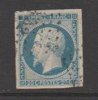 Empire ND N°14A - 1853-1860 Napoleone III