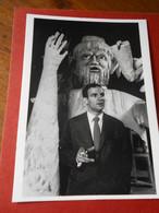 Francois Truffaut Photo Henri Dauman 1989 Musee Elysee Lausanne Neuve TBE - Artistas