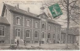 76 - SOTTEVILLE LES ROUEN - Le Nouvel Hospice, Inauguré Le 6 Avril 1912 - Sotteville Les Rouen