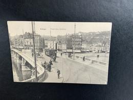 Luik - Liége - Pont Des Arches - Tram - Paarden Koets - Liege