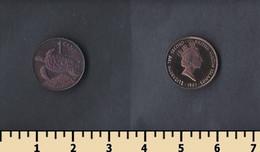 British Virgin Islands 1 Cent 1985 - Britse Maagdeneilanden