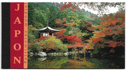 United Nations UNO UN Vereinte Nationen Geneve Genf Genèva 2001 Unesco Patrimoine Heritage Japon Japan Mi. 417-22 ** - Markenheftchen