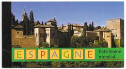 United Nations UNO UN Vereinte Nationen Geneve Genf Genèva 2000 Unesco Patrimoine Heritage Espagne Spain Mi. 401-06 ** - Markenheftchen