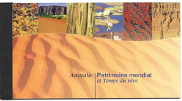 United Nations UNO UN Vereinte Nationen Geneve Genf Genèva 1999 Unesco Patrimoine Heritage Australie Australia ** - Markenheftchen