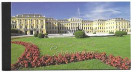 United Nations UNO UN Vereinte Nationen Geneve Genf Genèva 1998 Unesco Patrimoine Heritage Vienna Schönbrunn ** - Markenheftchen