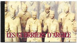 United Nations UNO UN Vereinte Nationen Geneve Genf Genèva 1997 Unesco Patrimoine Heritage Les Guerriers D'Argile ** - Markenheftchen