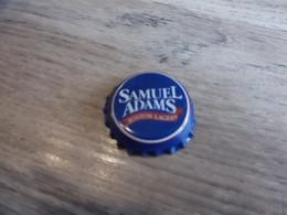 BEERCAPS U.S.A. / BIERDOPPEN VERENIGDE STATEN : Samuel Adams Boston Lager - Birra