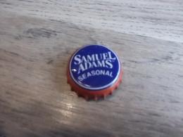 BEERCAPS U.S.A. / BIERDOPPEN VERENIGDE STATEN : Samuel Adams Seasonal - Birra