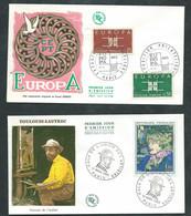 Lot De 3 Documents 1er Jour , Dont Alberville 1992  - Lh159 - 1990-1999